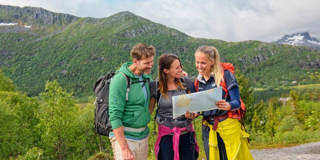 Vandre pas (Hiking pass)