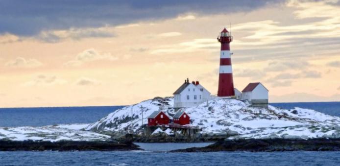 4C Tur til Bodø og Saltstraumen