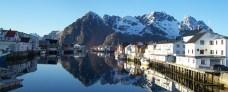 Lofoten sightseeing med Hurtigruten - Ruby Rejser