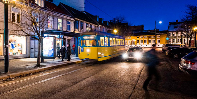 3H Den nordligste sporvognstur i verden