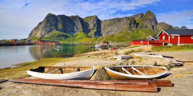 4G en smag af Lofoten - Ruby Rejser